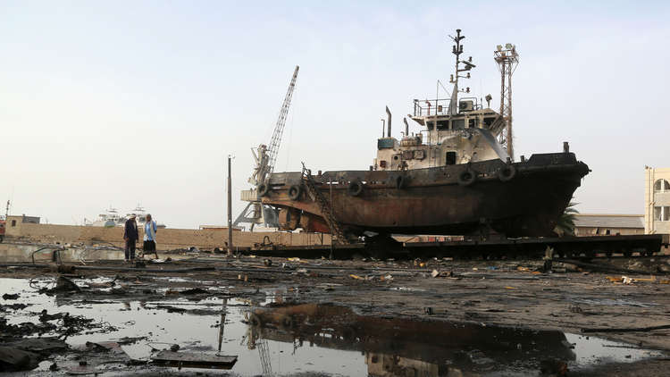 8 قتلى على الأقل جراء تجدد الاشتباكات في الحديدة اليمنية