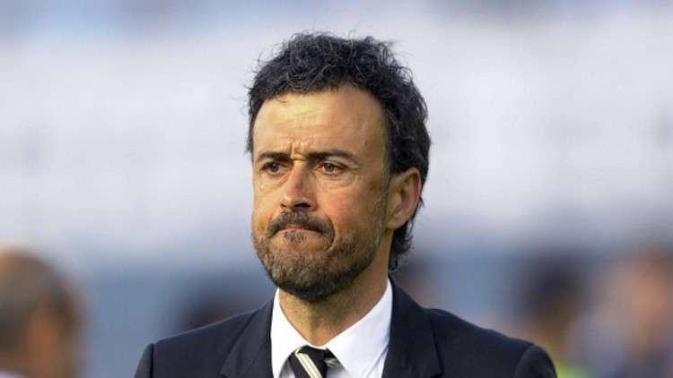 غياب مدرب إسبانيا عن مواجهة مالطا لأسباب عائلية!