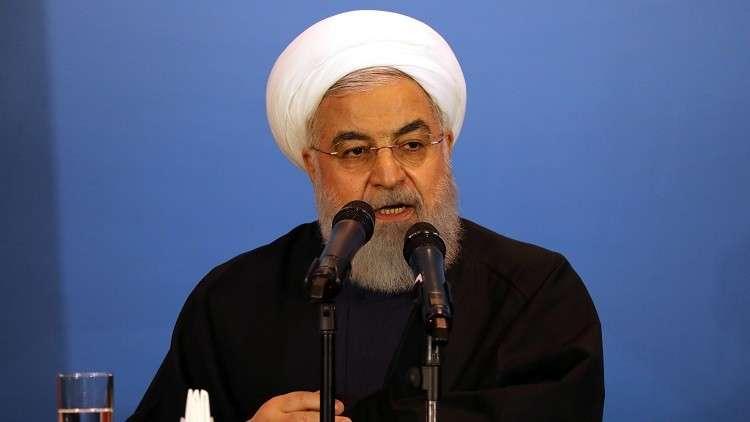 روحاني يدعو لوحدة المنطقة في وجه قرار ترامب حول الجولان