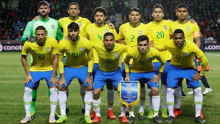 البرازيل تقلب الطاولة على التشيك وديا (فيديو)