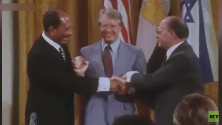 40 عاما على اتفاقية كامب ديفيد