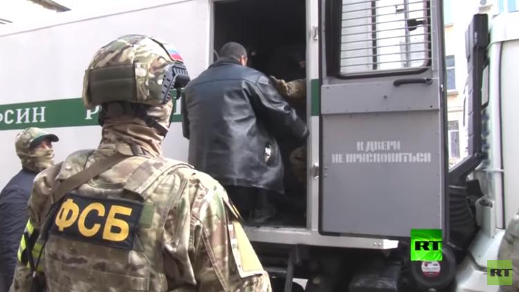 الأمن الروسي يحبط نشاط منظمة