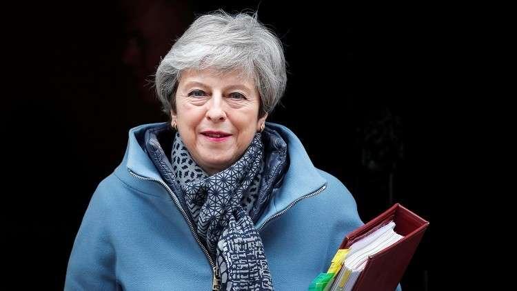 ماي تعلن استعدادها لتقديم الاستقالة من أجل إنقاذ الاتفاق حول بريكست