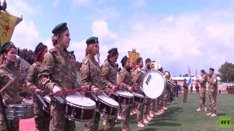 التحديات التي تواجه الوحدات الكردية