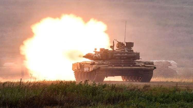 روسيا بصدد تصميم قذيفة جديدة مضادة للدبابات توجه لاسلكيا