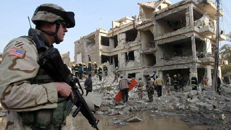 القوات الأمريكية في العراق - أرشيف
