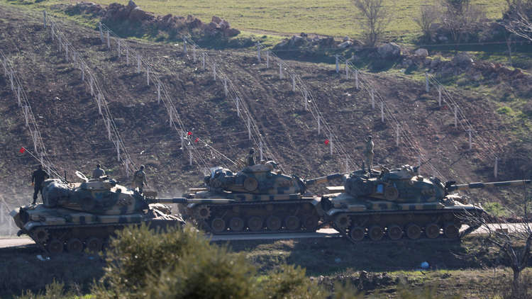 الجيش التركي (صورة أرشيفية)