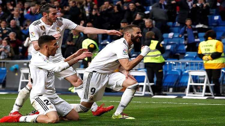Real Madrid moves with Ossa thanks to Benzema