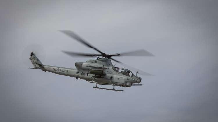 مروحية من طراز AH-1Z Viper