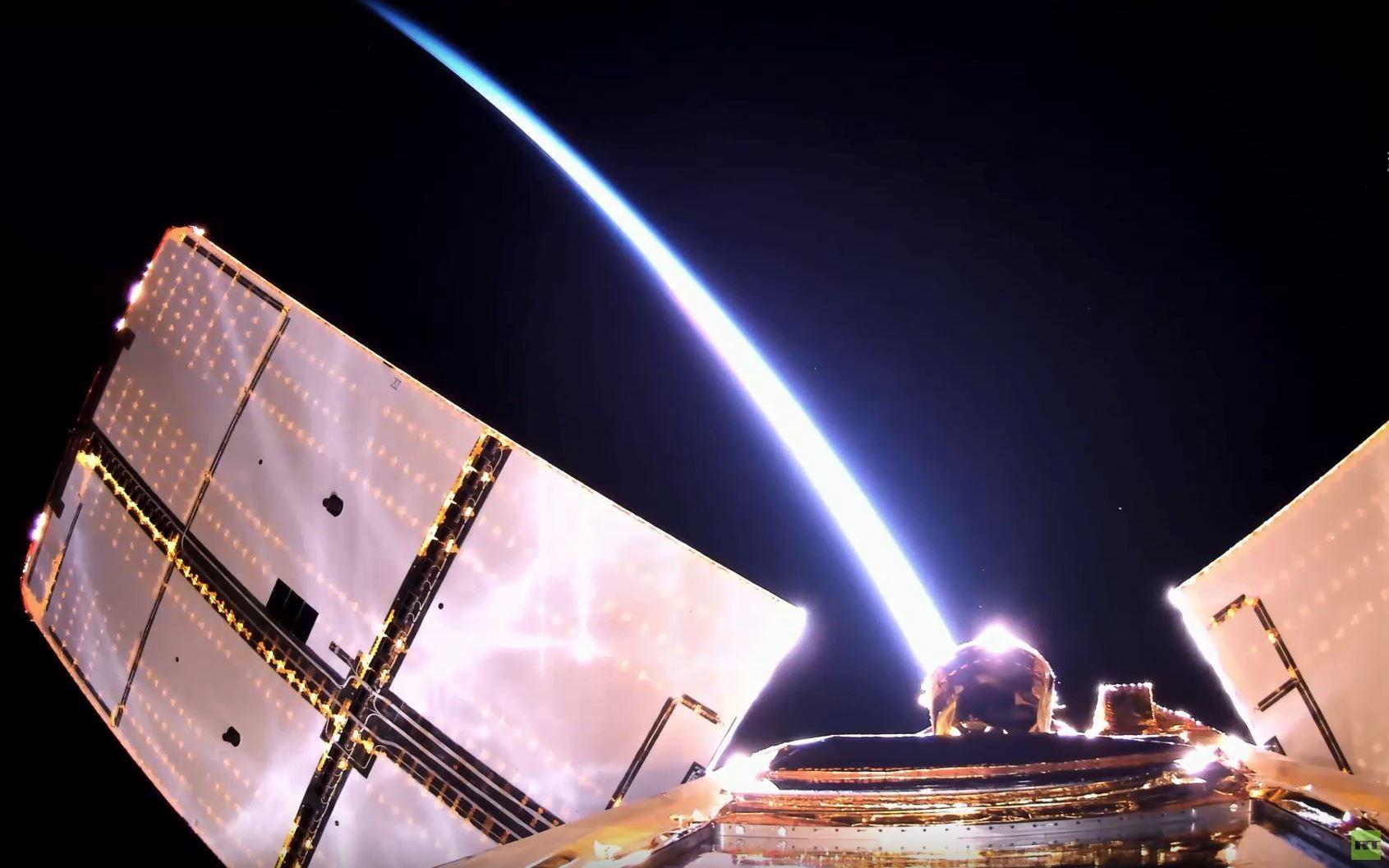 مناظر مدهشة.. القمر الصناعي المصري الجديد ينقل لقطات تخطف القلوب من الفضاء (فيديو+صور)