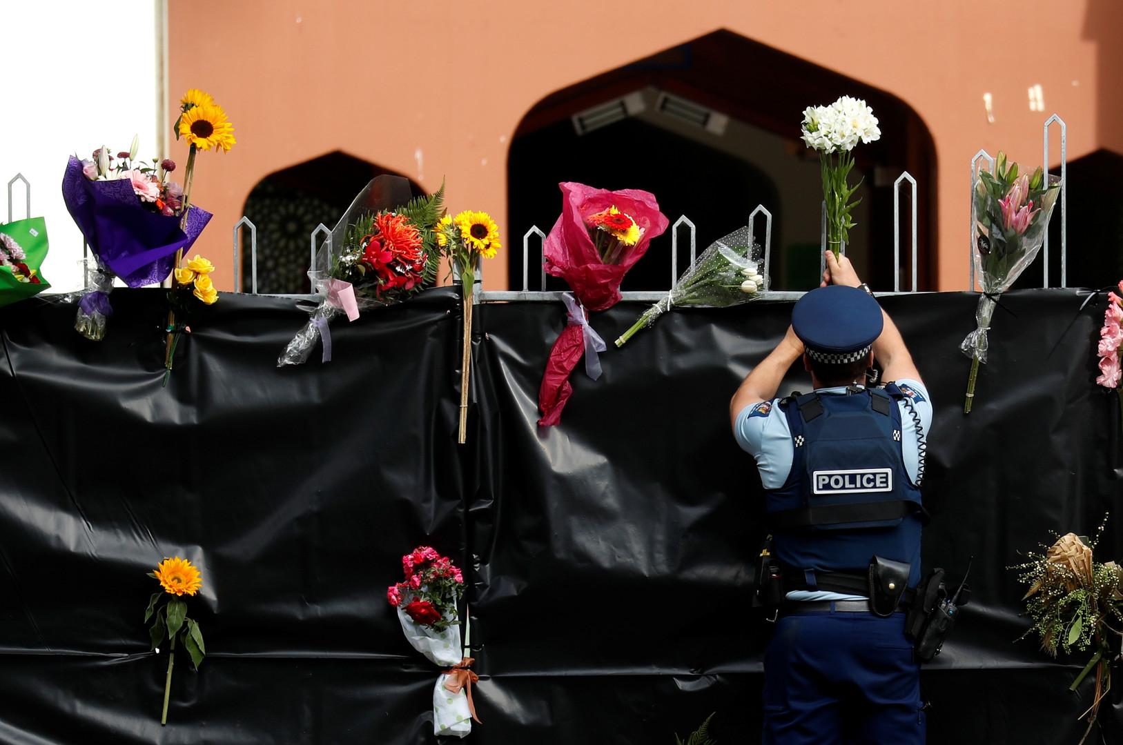 شرطة نيوزيلندا: متهم واحد فقط في مجزرة المسجدين حتى الآن
