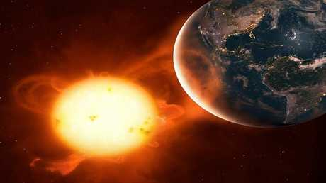 خبراء يحذرون من عاصفة شمسية مدمرة قد تضرب الأرض