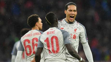ليفربول يسقط بايرن ميونيخ ويتأهل لربع نهائي أبطال أوروبا