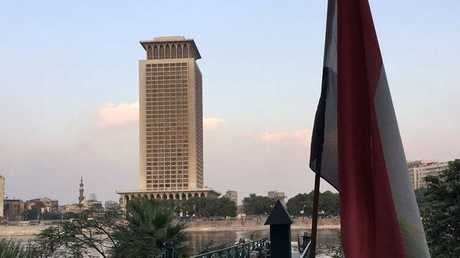 مبنى وزارة الخارجية المصرية - القاهرة