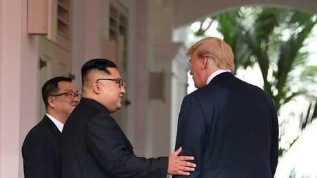 بيونغ يانغ تعلّق مفاوضات كيم ترامب