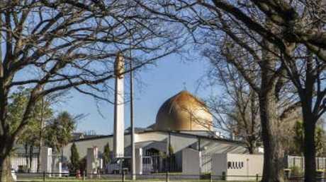 مسجد النور، أحد المسجدين في مدينة كرايست تشورش النيوزيلندية اللذين استهدفهما الهجوم الإرهابي