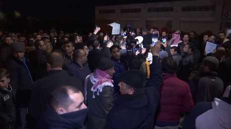 وقفة تضامنية في الأردن مع أسر ضحايا مجزرة نيوزيلاندا