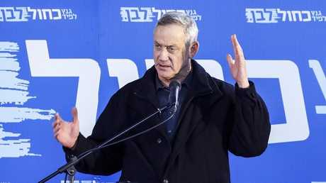 رئيس الأركان الإسرائيلي الأسبق بيني غانتس