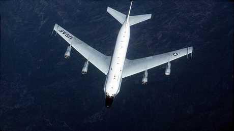 صورة ارشيفية لطائرة استطلاع امريكية