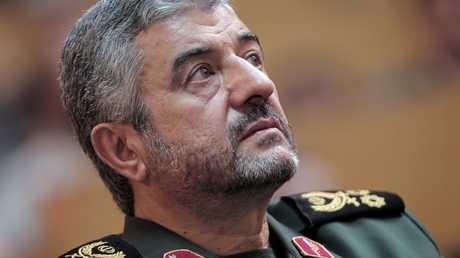 قائد الحرس الثوري الإيراني محمد علي جعفري