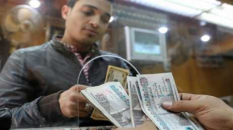 مكاتب صرف العملات في مصر