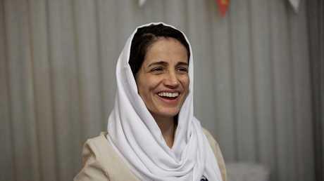 المحامية والناشطة الحقوقية الإيرانية نسرين سوتوده