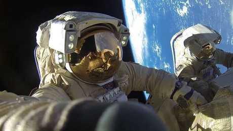مرض فيروسي يهدد غالبية الرواد في الفضاء