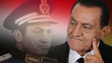 علاء مبارك ينشر فيديو لوالده لحظة استرداد طابا المصرية من إسرائيل