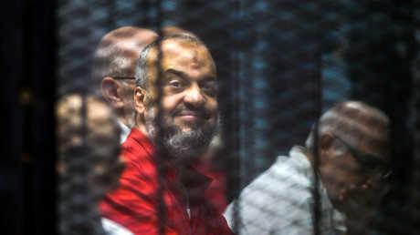 القيادي من الإخوان المسلمين محمد البلتاجي (صورة أرشيفية)
