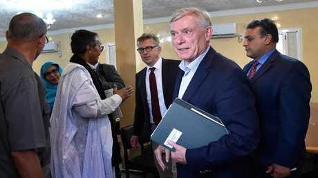 عقد جولة ثانية من محادثات الصحراء الغربية في جنيف