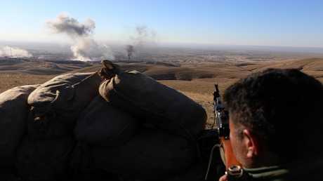 قضاء سنجار شمال العراق - أرشيف