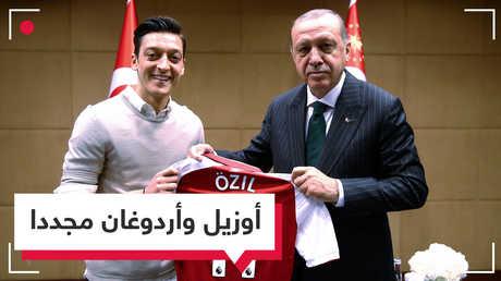 هجوم ألماني جديد على مسعود أوزيل بسبب أردوغان