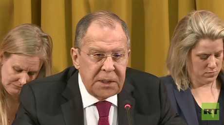 لافروف: لن ننشر صواريخنا في مناطق خالية من الصواريخ الأمريكية وردنا سيكون جوابيا