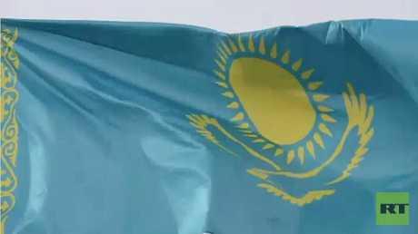 توكايف يؤدي اليمين رئيسا لكازاخستان