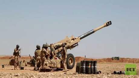 تنسيق عراقي سوري لضرب مواقع داعش