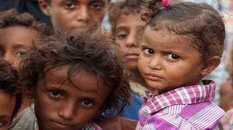 أطفال اليمن - أرشيف