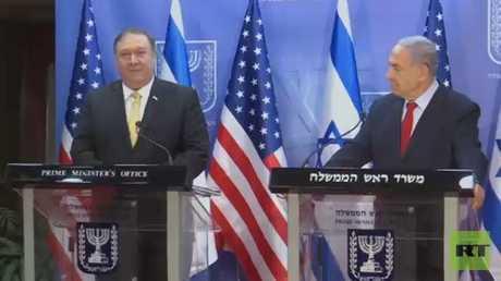 نتنياهو يطالب بالسيادة على الجولان
