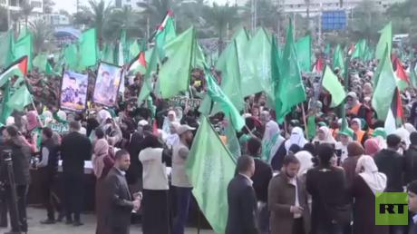 غزة.. الإفراج عن معتقلي حراك