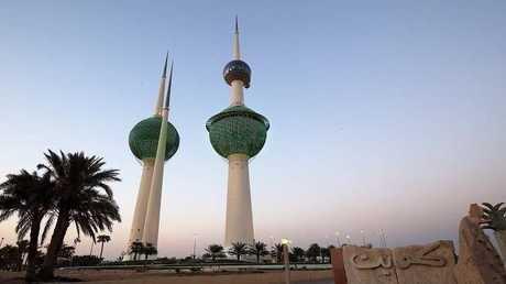 برج الكويت - أرشيف