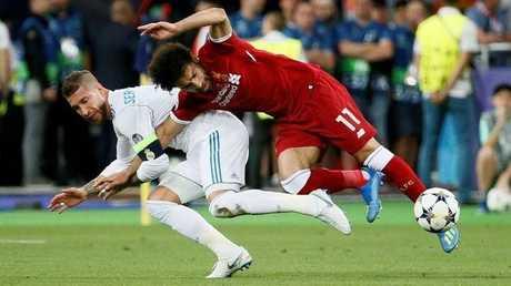 ريال مدريد يضع 3 شروط للتعاقد مع صلاح!