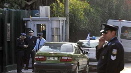 إلقاء عبوة ناسفة قرب القنصلية الروسية في أثينا دون وقوع إصابات