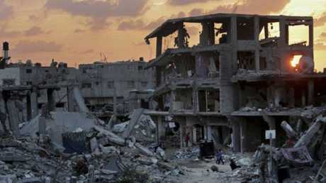 (صور أرشيفية) قطاع غزة