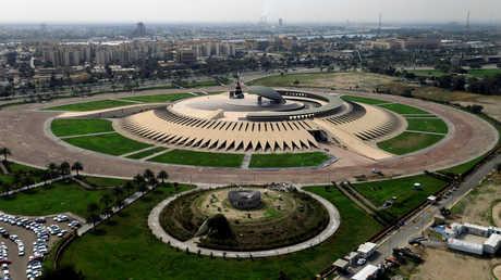 مشهد بغداد