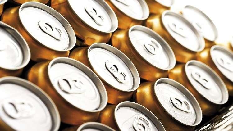 المشروبات في علب معدنية خطرة على الصحة