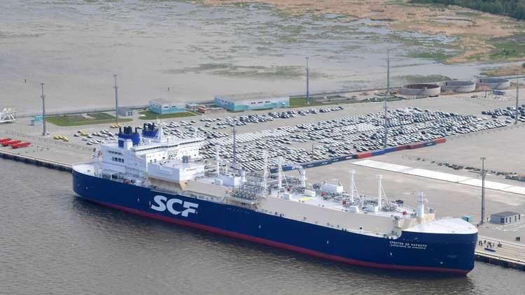 روسيا تتقدم على الولايات المتحدة بإمدادات الغاز المسال إلى أوروبا