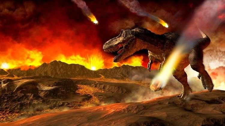 اكتشاف مقبرة اليناصورات في موقع أمريكي