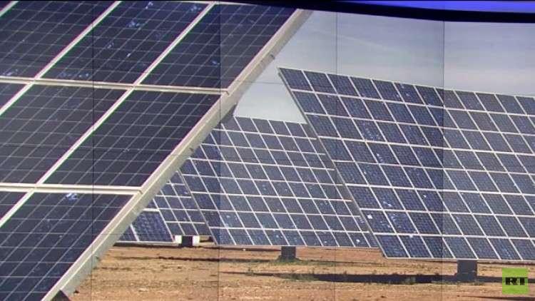 خطط مصرية للتوسع باستخدام الطاقة الشمسية
