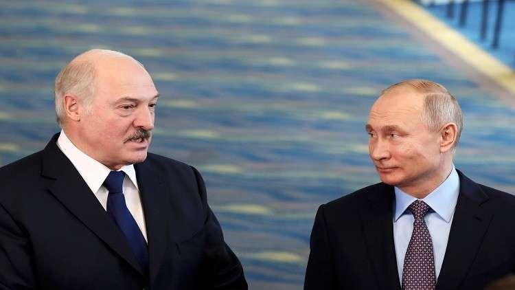 بوتين ولوكاشينكو يتبادلان التهنئة بعيد اتحاد روسيا وبيلاروس