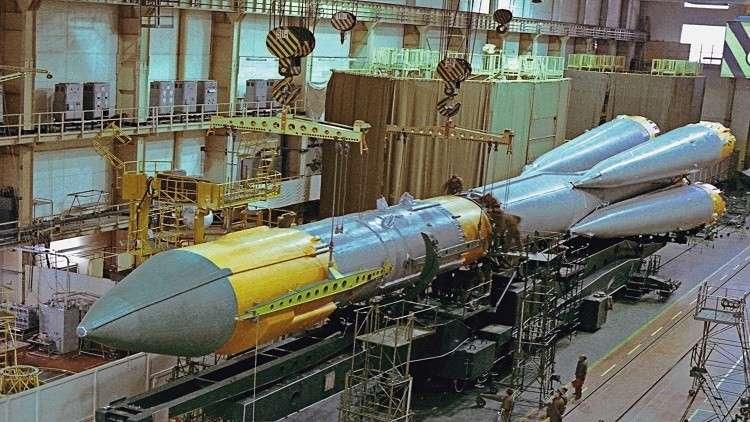 روغوزين يكشف عن بديل صاروخ