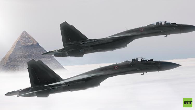 عقود التسليح الروسية.. مقاتلات